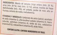 Cosecha Roja - Ingredients