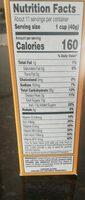 Komplete miel honey - Voedingswaarden - fr