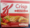 Crisp - Barra horneada sabor fresa - Producto