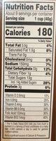 Extra chocolate con almendras - Información nutricional - es