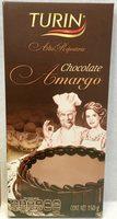 Chocolate amargo - Produit - es