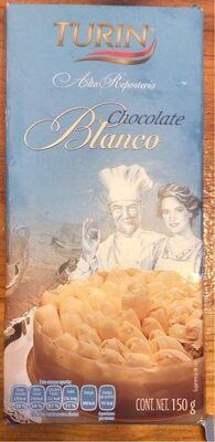 Chocolate blanco - Produit - es