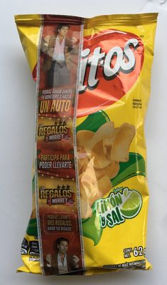 Frit-os Limón y Sal - Product - es