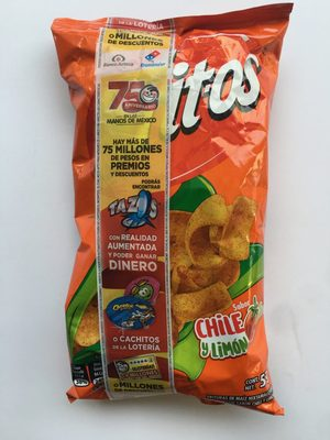 Frit-os Chile y Limón - Product - es