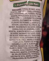 cheetos flamin hot - Ingredientes - en