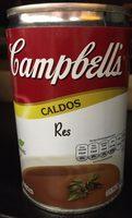 CALDO DE RES - Producto - es