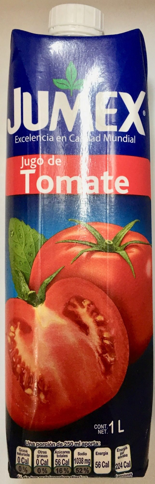 Jumex Tomate - Producto - es