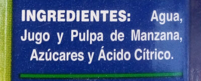 JUMEX - Ingredientes - es