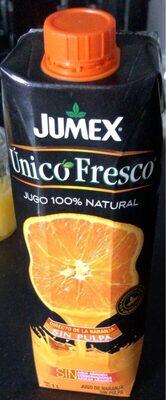 Jugo naranja jumex - Producto - es