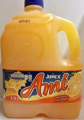 Jumex Ami Naranja - Produit