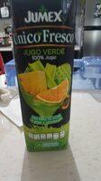 Único fresco jugo verde - Producto - es