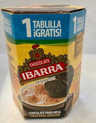 Chocolate para mesa tradicional mexicano - Product
