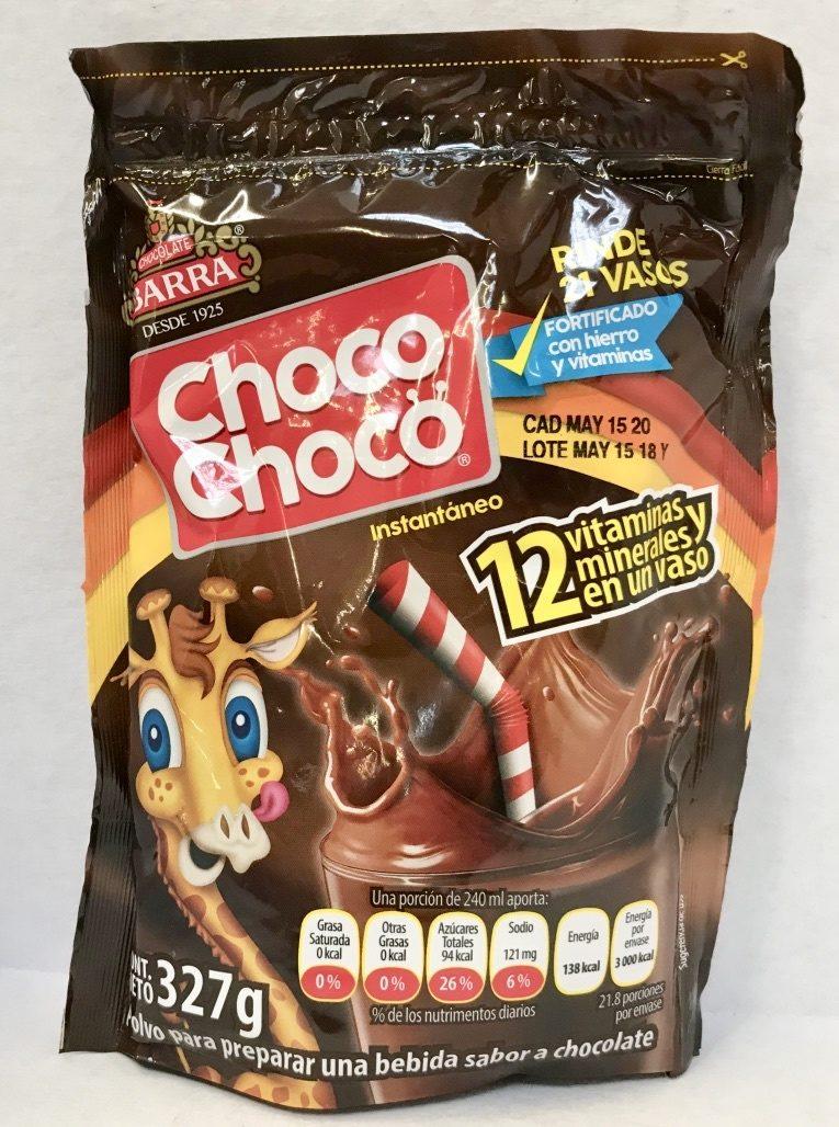 Polvo para preparar bebida sabor a chocolate - Product - es