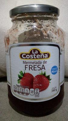 Mermelada de Fresa - Product
