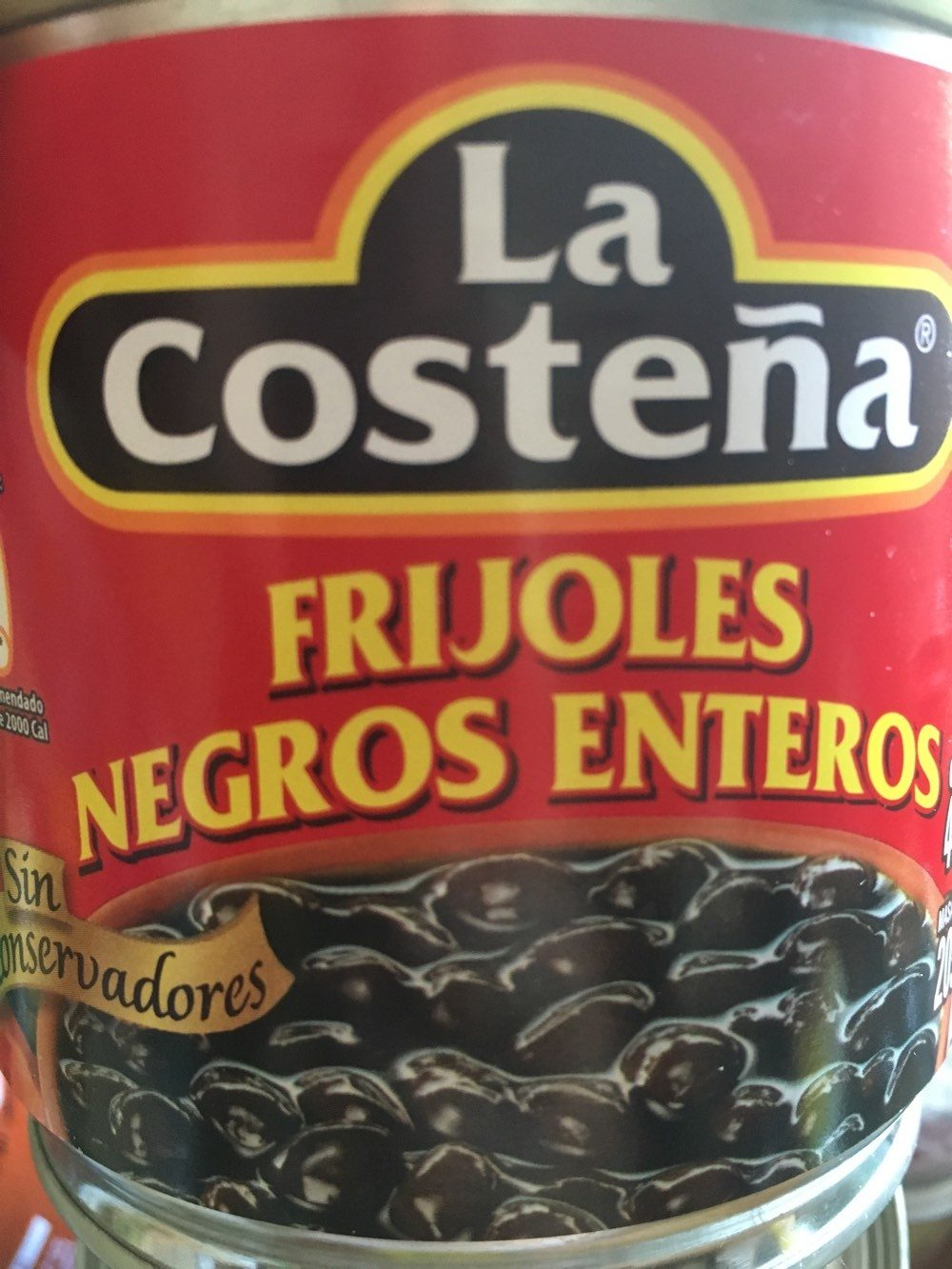 Frijoles - Product