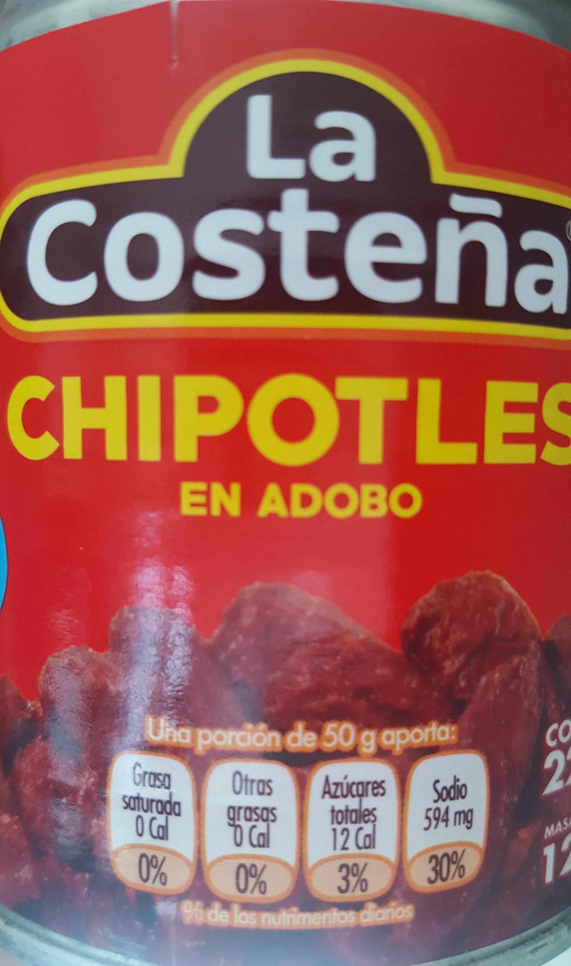Chipotle en adobo - Peber Røget - Product - fr