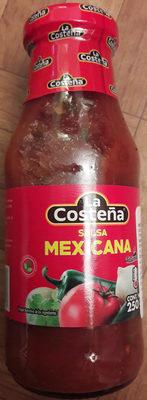 Salsa Mexicana Casera La Costeña X250GRS - Produit - fr