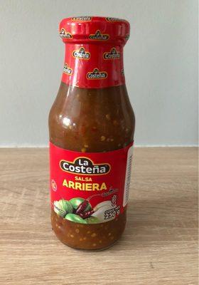 Salsa Arriera - Produit - fr