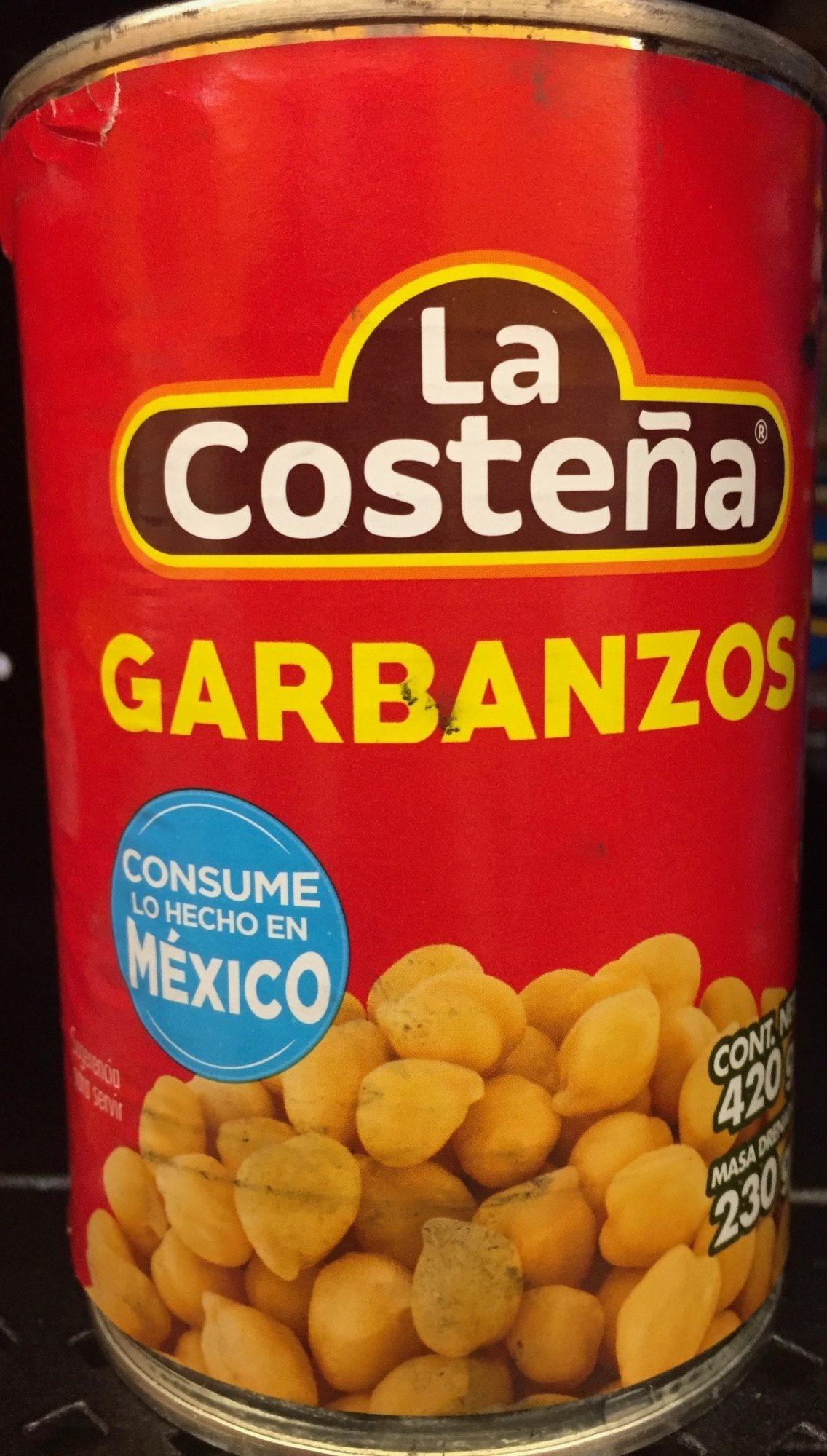Garbanzos La Costeña - Product - es