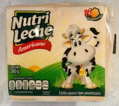 Americano Nutri Leche - Product - es
