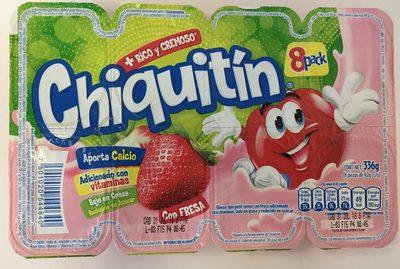 Chiquitín 8 pack - Product - es