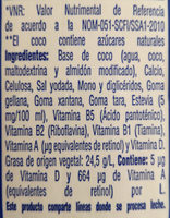 Soy Vita - Ingredients