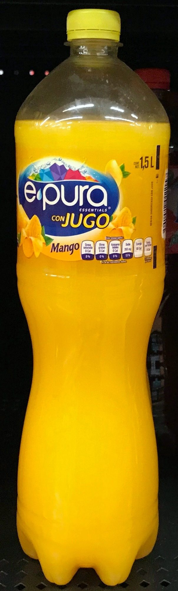 Agua con jugo de mango - Product - es