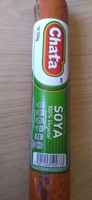 chorizo de soya - Produit - es