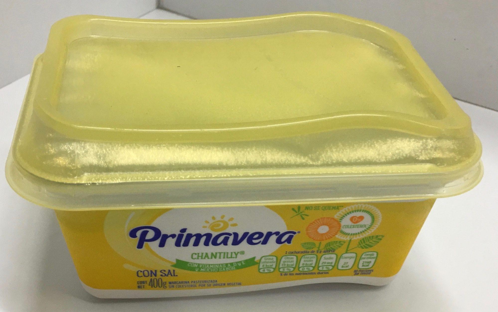 Margarina con sal Primavera - Product - es