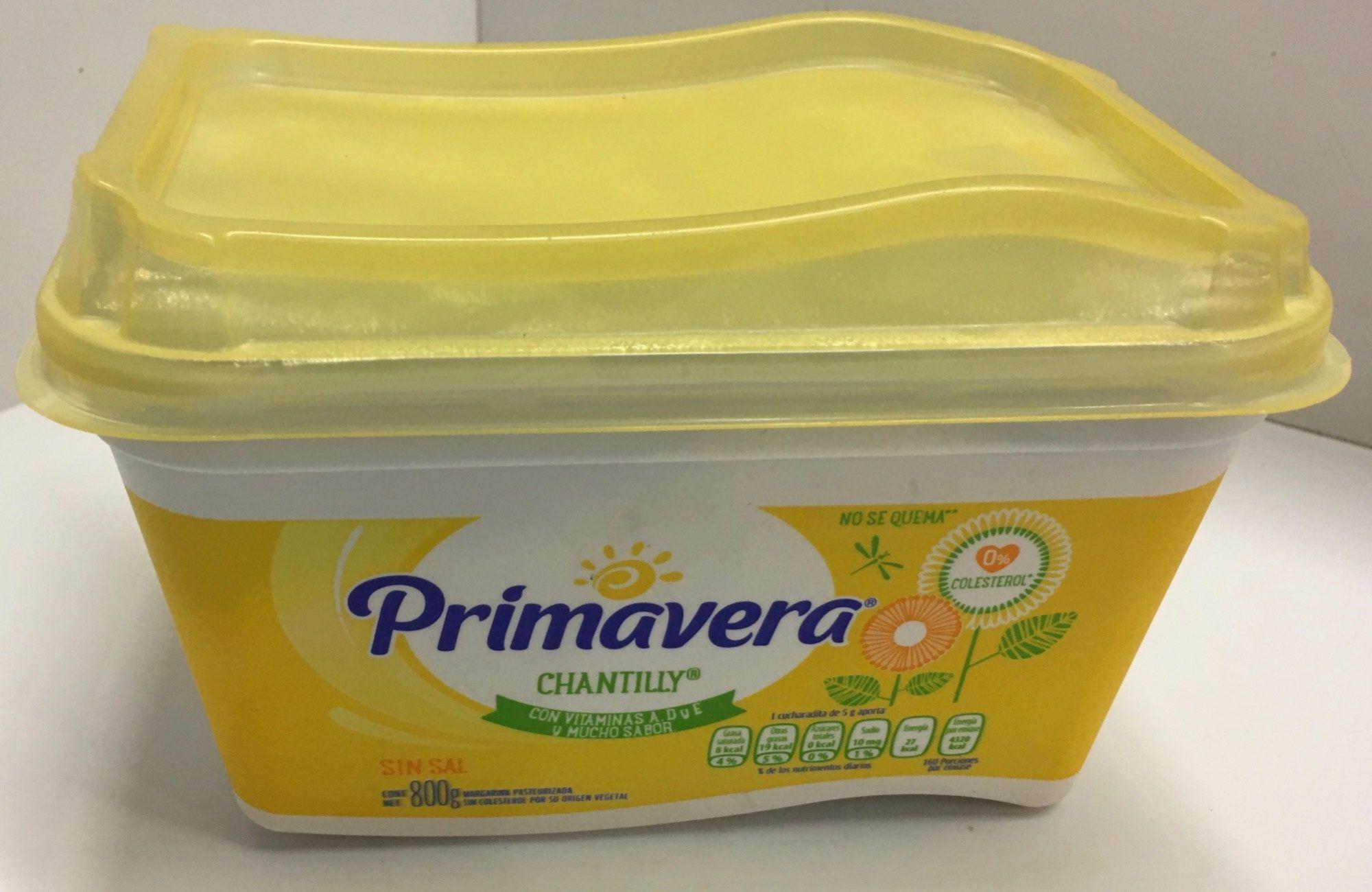 Margarina sin sal Primavera - Product
