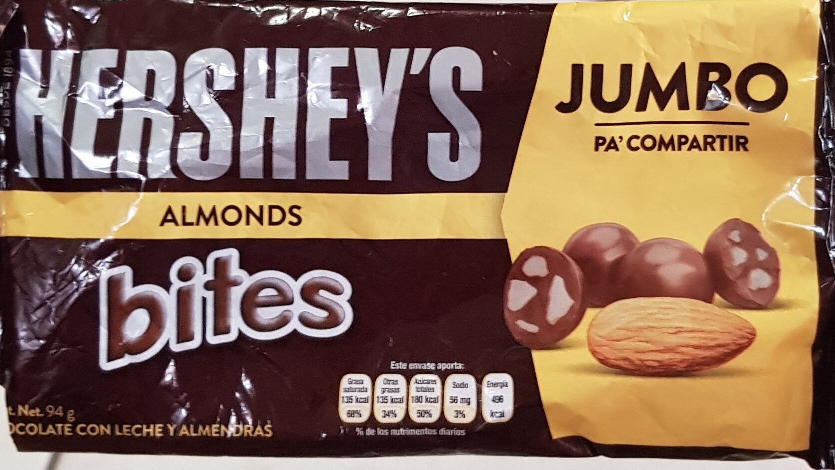 almonds bites - Product - en