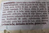 Whoppers. - Ingredients - es