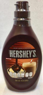 Jarabe sabor a chocolate - Produit - es