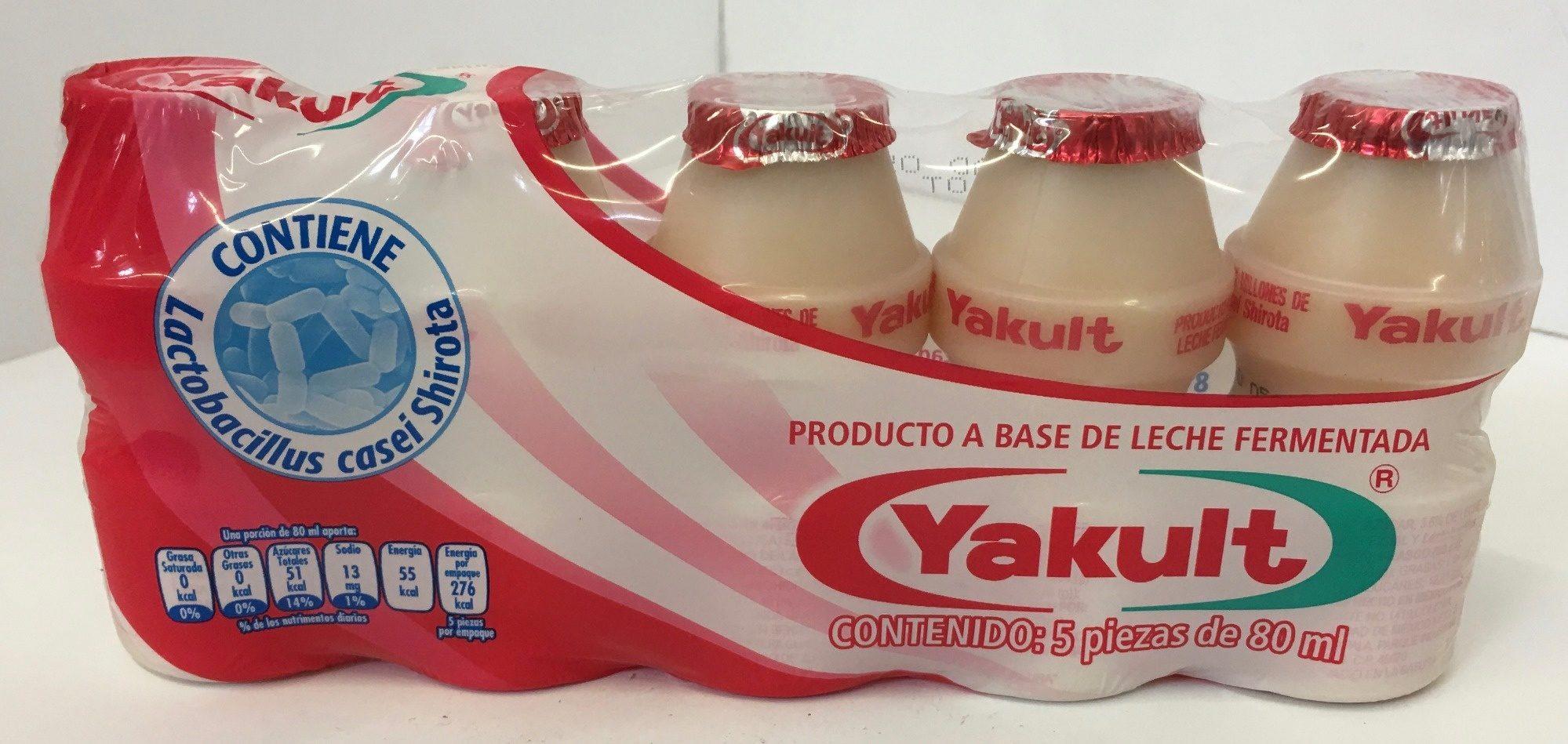 Yakult 5 pack - Prodotto - es