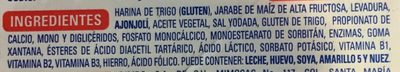 Bimbollos parrilleros - Ingrédients - es