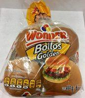 Bollos Golden - Produit - es