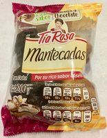 Mantecadas vainilla y chocolate - Product