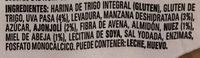 VITAL - Ingrédients - es