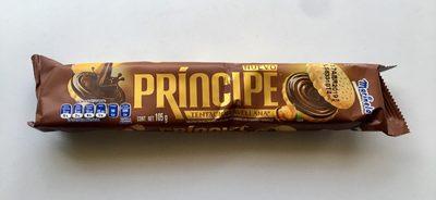 Galletas Príncipe Tentación Avellana Marinela - Producto - es