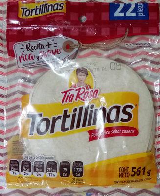 Tortillinas - Product