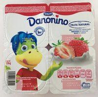 Danonino Fresa 4 Pack - Product
