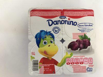 Danonino  Uva - Product - es