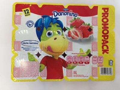 Danonino 12 pck - Product - es