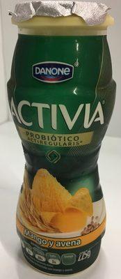 Activia Mango y avena Danone - Product