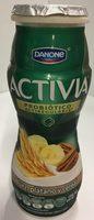 Activia Nuez, plátano y cereal Danone - Product - es