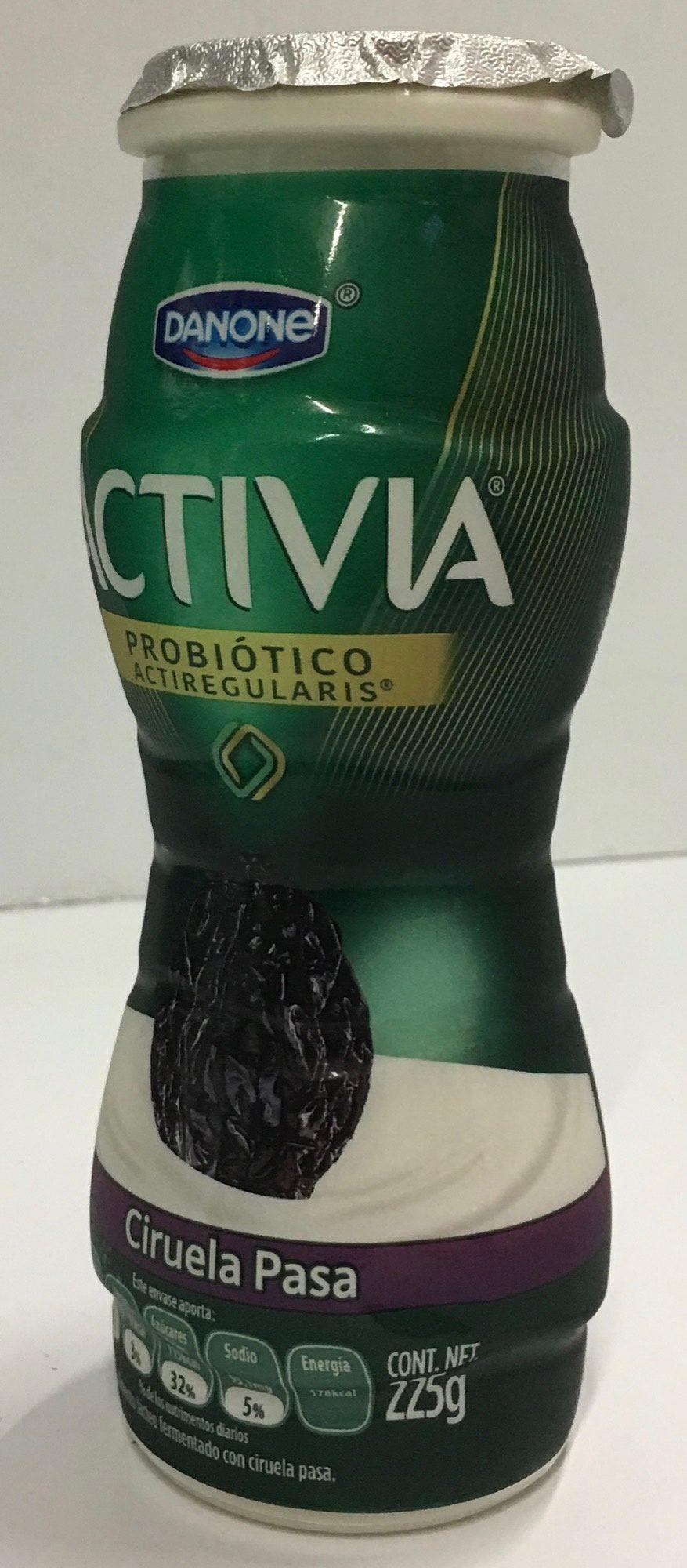 Activia Ciruela Pasa Danone - Product