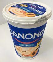 Danone Yoghurt de Durazno sin trozos - Product