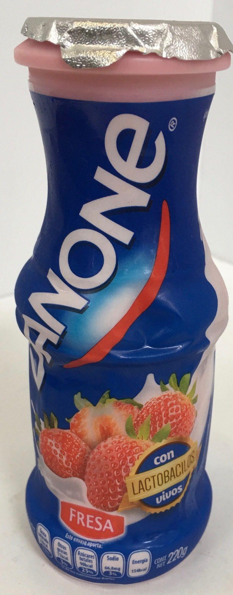 Danone Fresa - Product