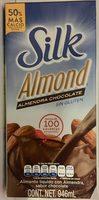 Alimento líquido con almendra sabor chocolate - Producto - es