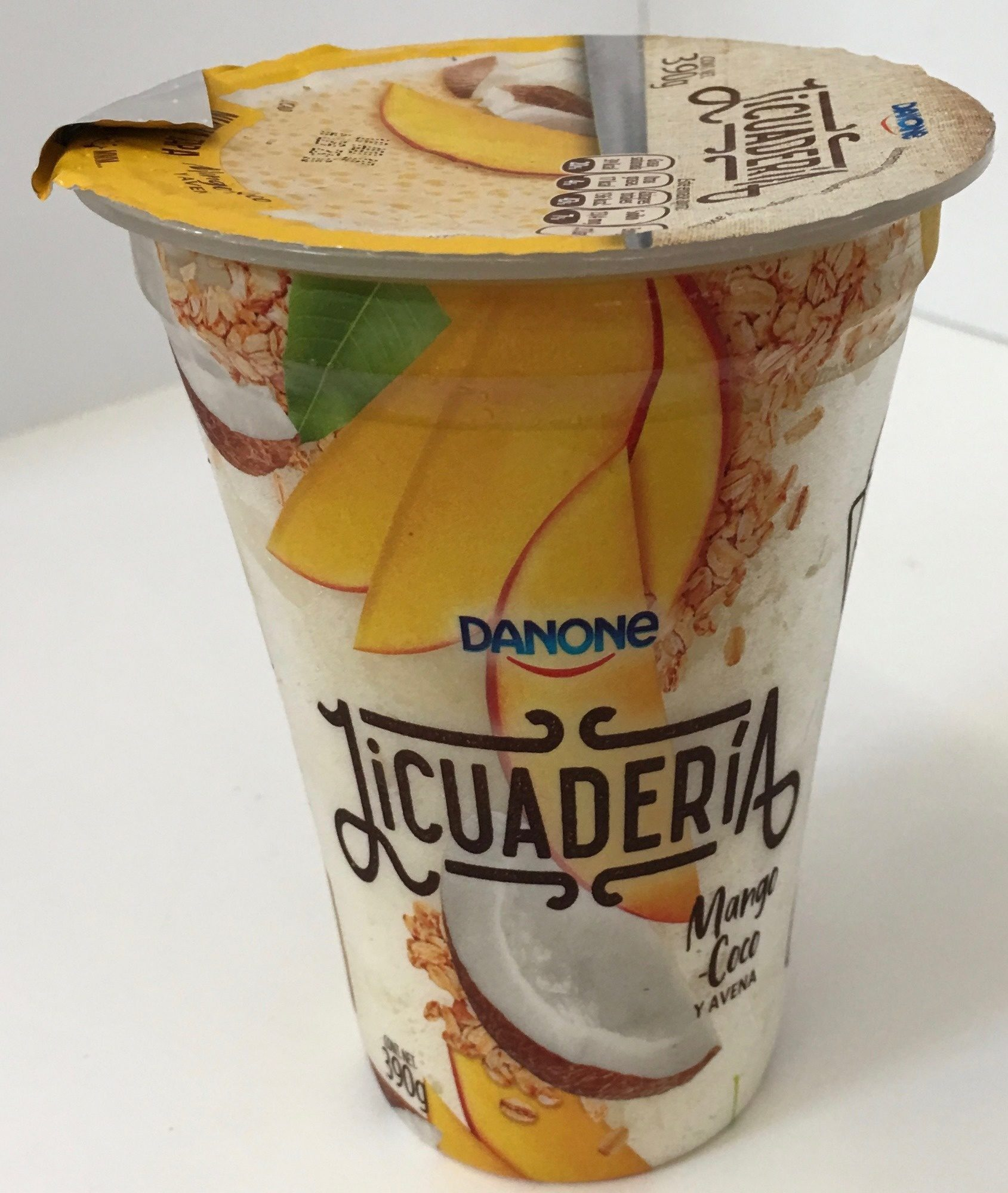 Licuaderia Mango Coco - Product - es